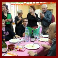 Les activités de l'association franco-italienne Dante Alighieri de Blois dans le Loir & Cher, la Befana