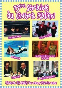 Semaine du cinéma italien à Blois