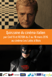 Depliant quinzaine italienne page 1